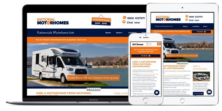National Motorhomes