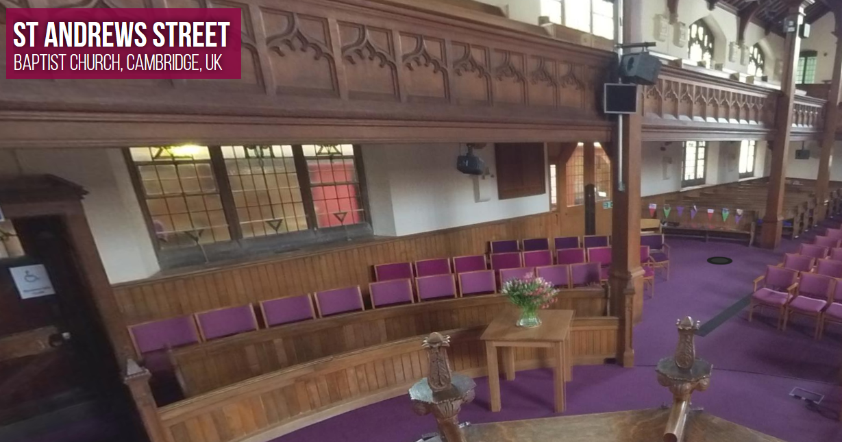 St Andrews Street Baptist