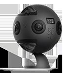 360° Live Streaming 4K