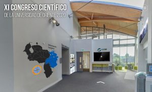 Extraordinary Virtual Tour for an University Congress