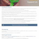 New website launch – Cogwheel Counselling
